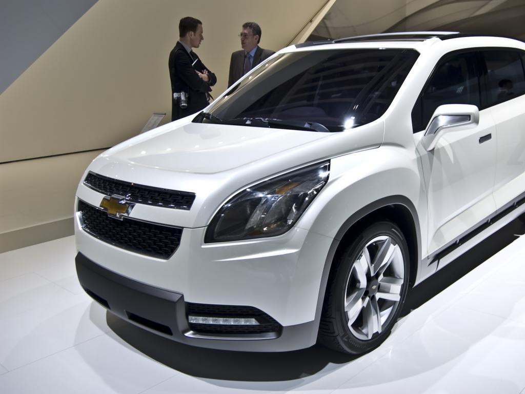 Chevrolet Orlando #6 - high quality Chevrolet Orlando ...