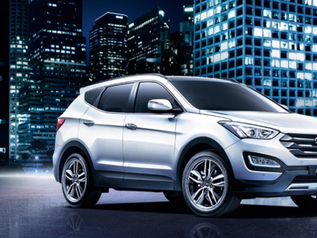 Hyundai Santa Fe #11 - high quality Hyundai Santa Fe ...