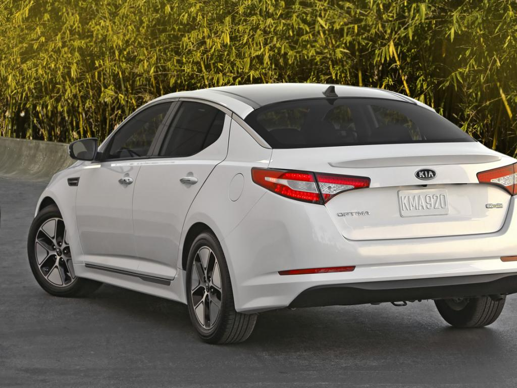 Kia Optima #14 - high quality Kia Optima pictures on ...