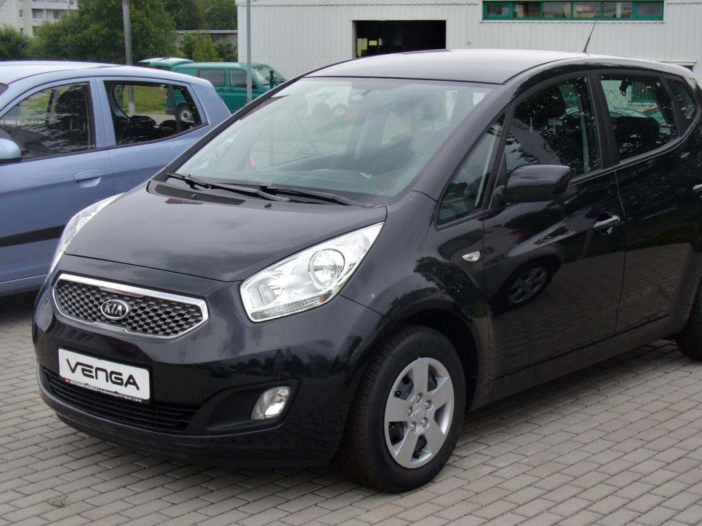 Kia Venga 8 High Quality Kia Venga Pictures On