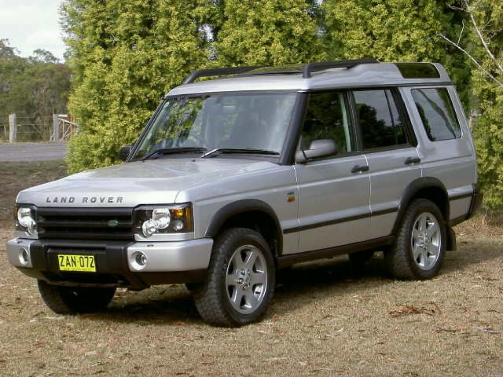 Land Rover Discovery 4 High Quality Land Rover