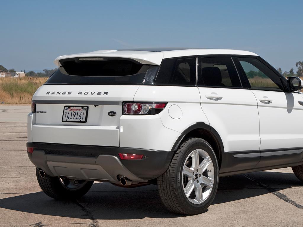 2018 Land Rover Range Rover Evoque >> Land Rover Range Rover #11 - high quality Land Rover Range Rover pictures on MotorInfo.org