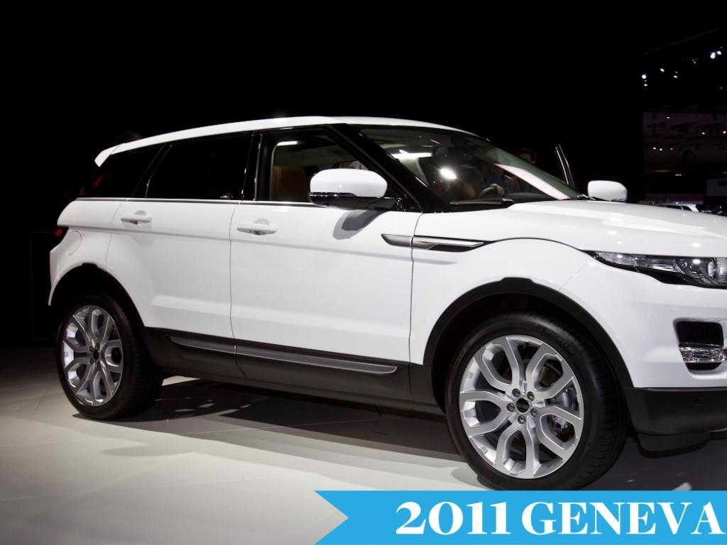 2018 Land Rover Range Rover Evoque >> Land Rover Range Rover #12 - high quality Land Rover Range Rover pictures on MotorInfo.org
