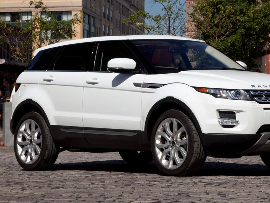 Land Rover Range Rover Evoque #6 - high quality Land Rover ...