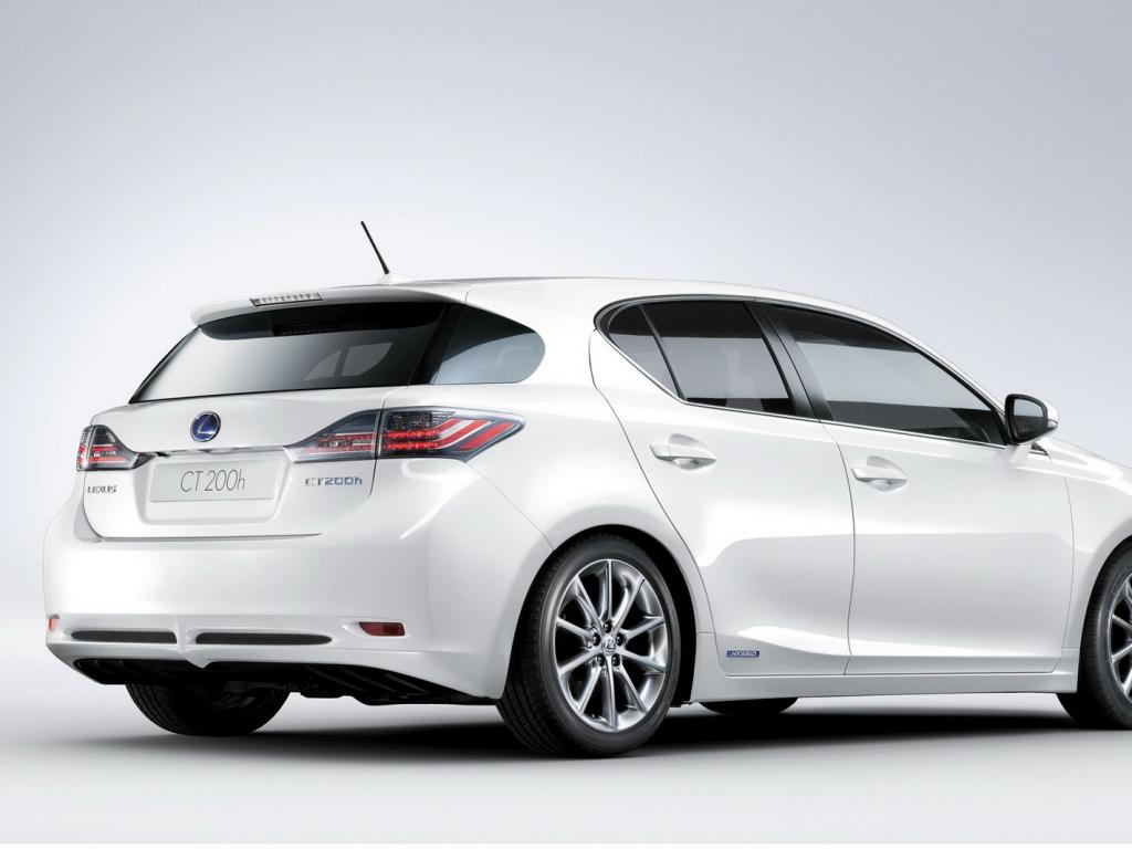Lexus CT 200h #8 - high quality Lexus CT 200h pictures on ...