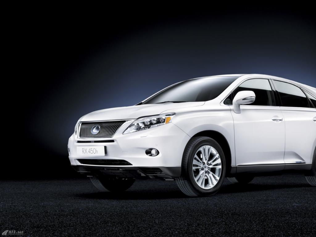 Lexus RX #8 - high quality Lexus RX pictures on MotorInfo.org