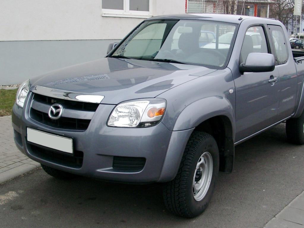 Mazda BT-50 #2 - high quality Mazda BT-50 pictures on ...