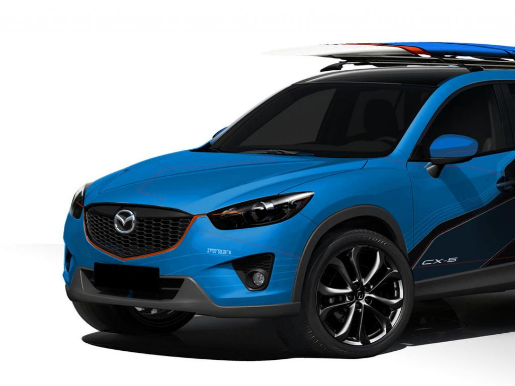Mazda CX-5 #3 - high quality Mazda CX-5 pictures on ...