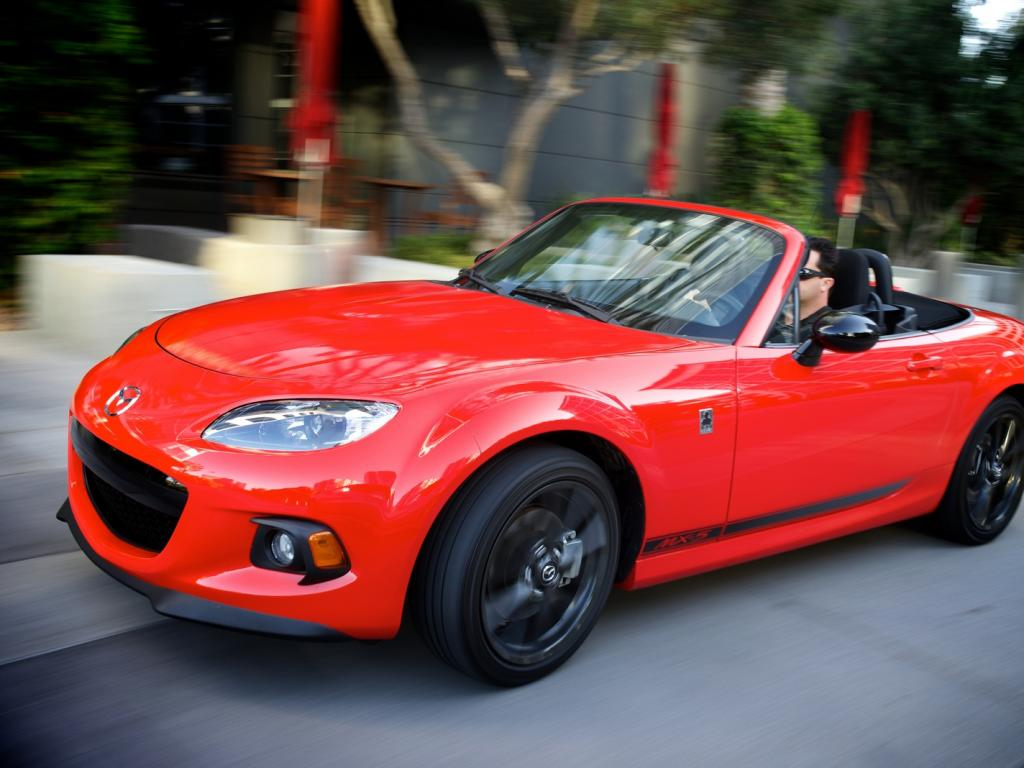 Mazda Convertible 2018 >> Mazda MX-5 #13 - high quality Mazda MX-5 pictures on MotorInfo.org
