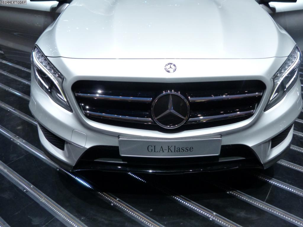 Mercedes GLA-Klasse #7 - high quality Mercedes GLA-Klasse ...