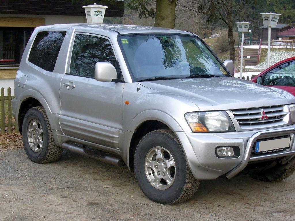 Mitsubishi Pajero #5 - high quality Mitsubishi Pajero ...