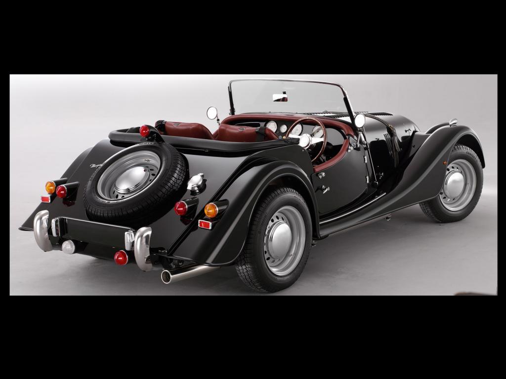 Classic Morgan Car