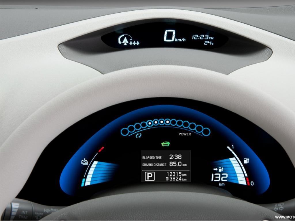 Nissan Leaf #6 - high quality Nissan Leaf pictures on ...