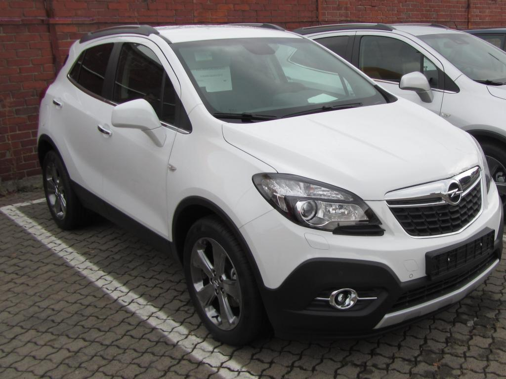 opel mokka 11 high quality opel mokka pictures on. Black Bedroom Furniture Sets. Home Design Ideas