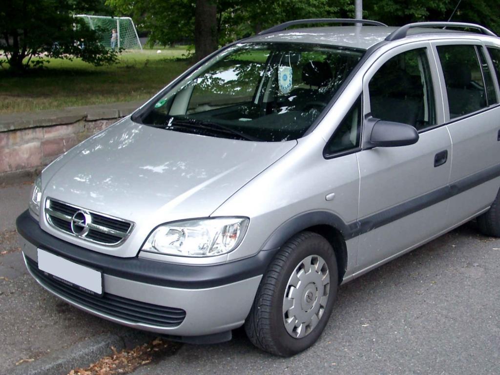 Opel Zafira 2018 >> Opel Zafira #3 - high quality Opel Zafira pictures on MotorInfo.org