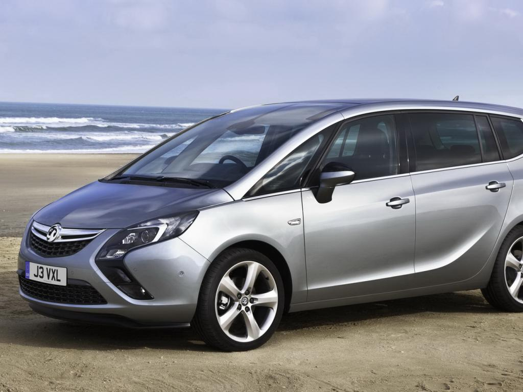 Opel Zafira 2018 >> Opel Zafira #6 - high quality Opel Zafira pictures on MotorInfo.org