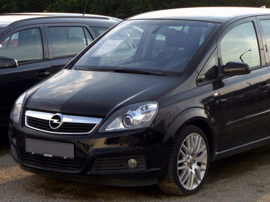 Opel Zafira 2018 >> Opel Zafira #15 - high quality Opel Zafira pictures on MotorInfo.org