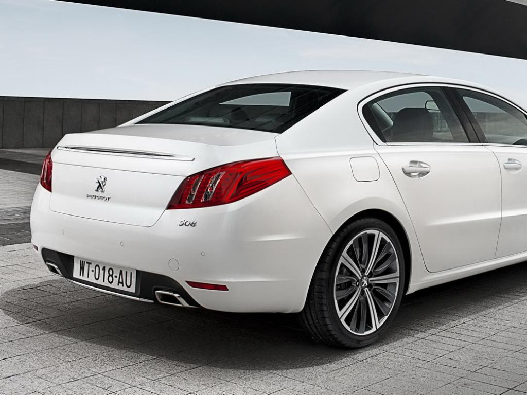 Peugeot 508 5 High Quality Peugeot 508 Pictures On