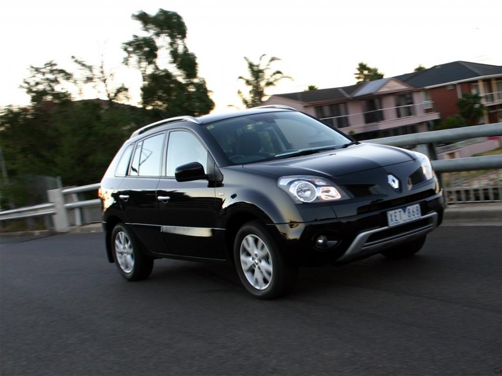 Renault Koleos 15 High Quality Renault Koleos Pictures
