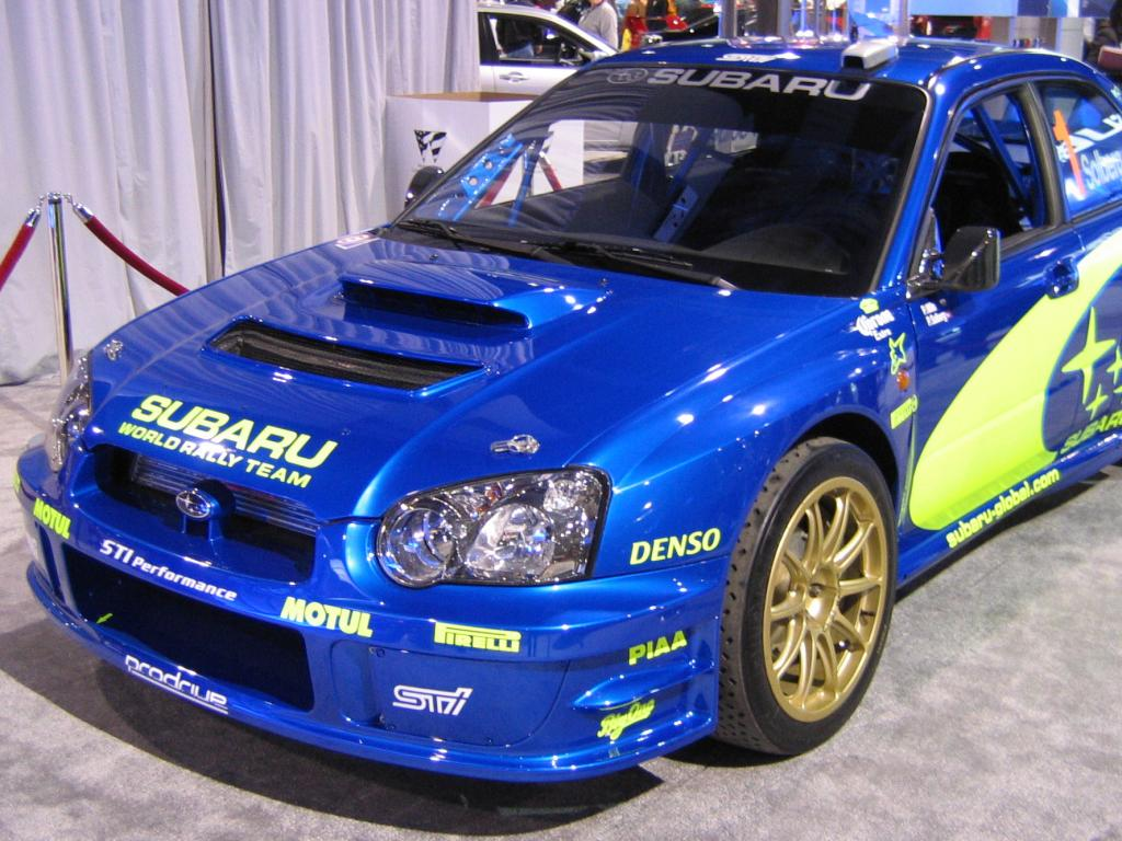 Subaru Impreza #3 - high quality Subaru Impreza pictures on MotorInfo ...