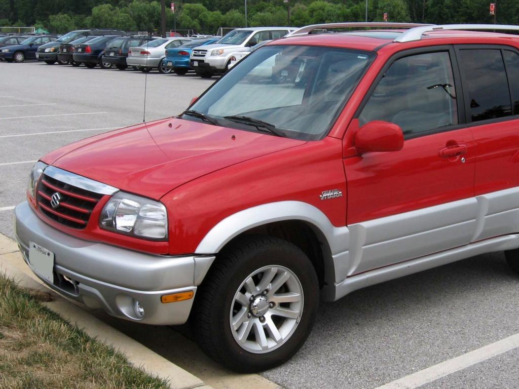 Suzuki Grand Vitara #6 - high quality Suzuki Grand Vitara ...