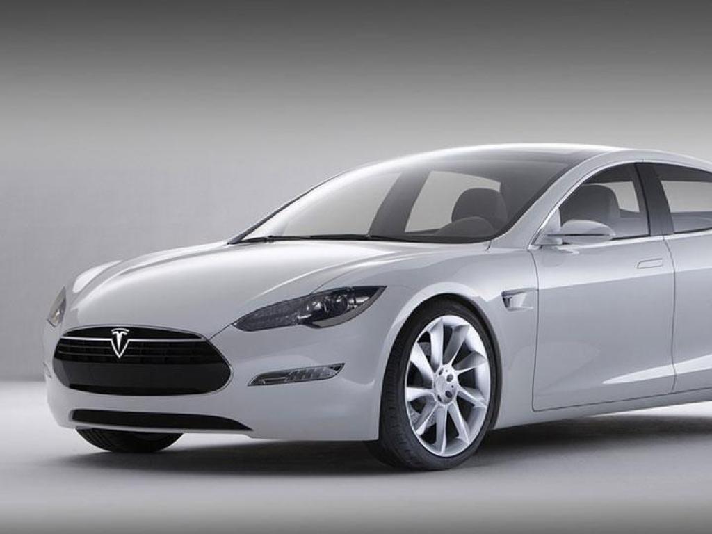 Tesla Model S #6 - high quality Tesla Model S pictures on ...