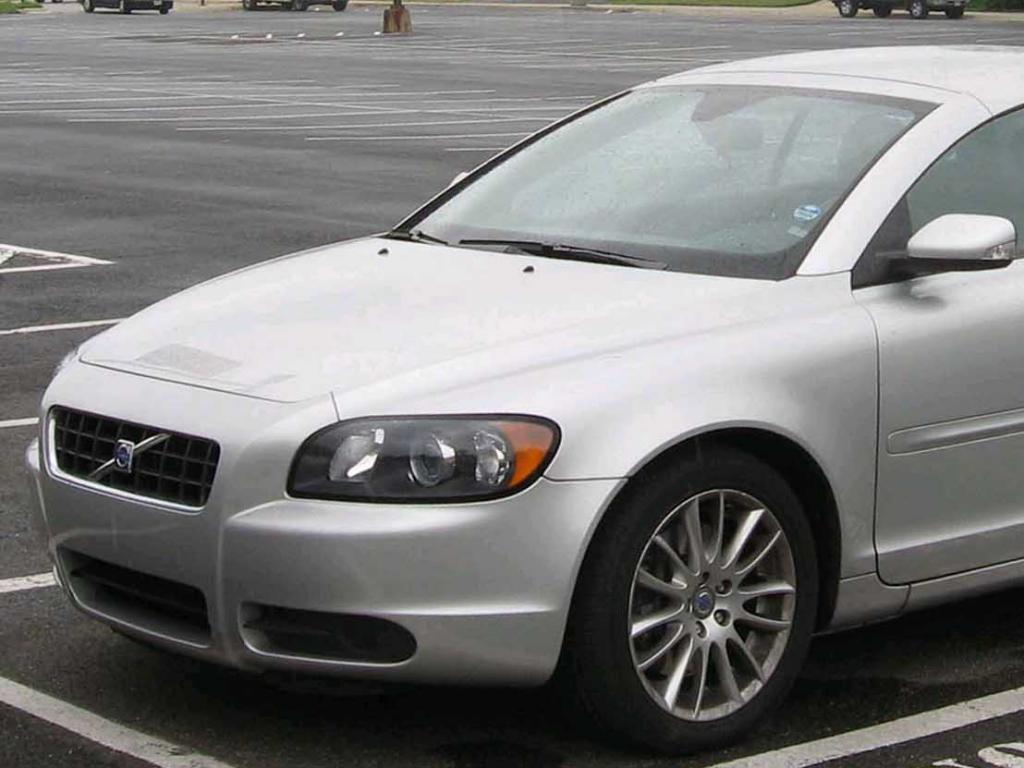 Volvo C70 #1 - high quality Volvo C70 pictures on MotorInfo.org