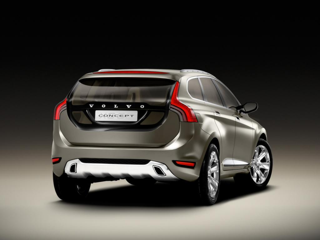 Volvo XC60 #15 - high quality Volvo XC60 pictures on MotorInfo.org