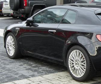 Alfa Romeo Brera previous