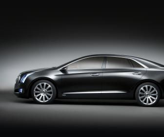 Cadillac XTS #13 - high quality Cadillac XTS pictures on ...