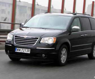 Chrysler Grand Voyager previous