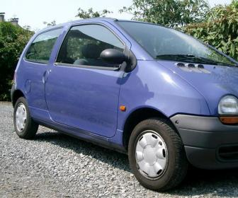 Renault Twingo previous