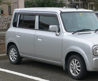 Suzuki Alto previous