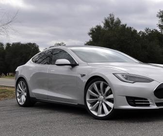 Tesla Model S 3 High Quality Tesla Model S Pictures On